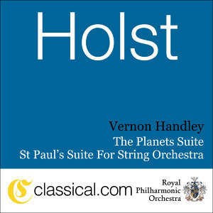 Gustav Holst, The Planets, Op. 32 / H. 125