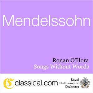Felix Mendelssohn, Liede Ohne Worte Book I, Op. 19