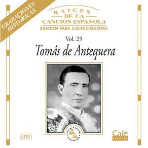 Raices de la Canción Española, Vol. 25