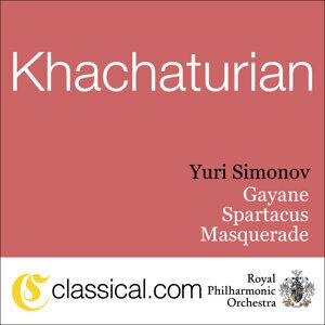 Aram Il'Yich Khachaturian, Gayane