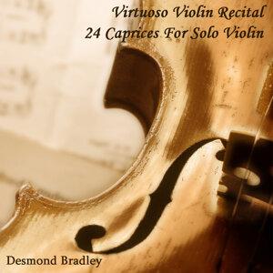 Virtuoso Violin Recital (24 Caprices For Solo Violin)