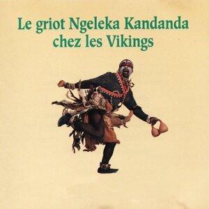 Le griot Ngeleka Kandanda chez les Vikings