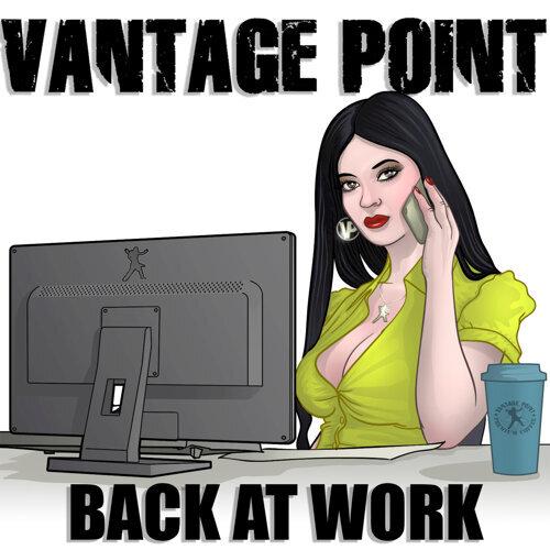 Back at Work