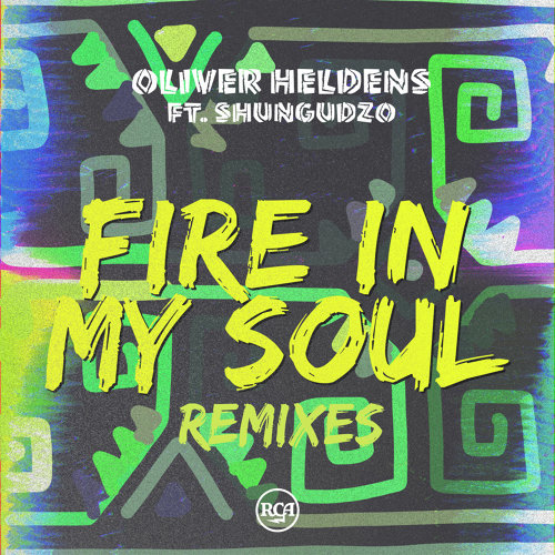 Fire In My Soul - Gil Sanders Remix