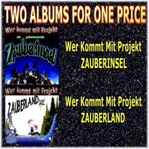 Two Albums For One Price - Wer kommt mit Projekt