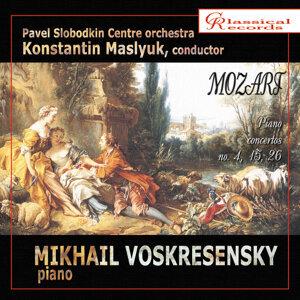Mozart. Piano concertos, Vol. 9