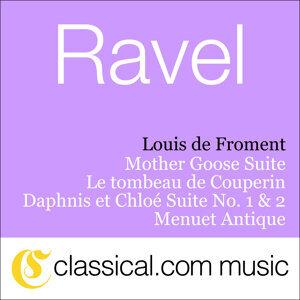 Maurice Ravel, Daphnis Et Chloé Suite No. 1