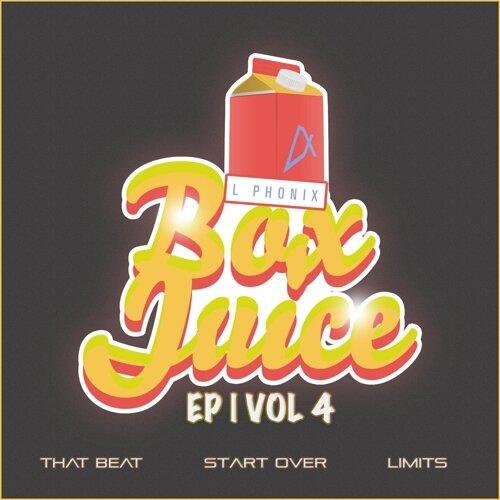 Box Juice, Vol. 4 - EP