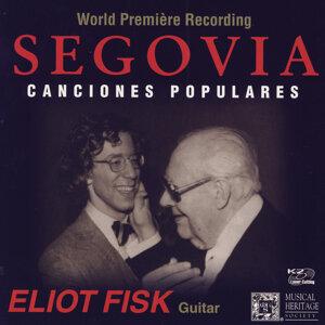 Segovia: Canciones Populaires