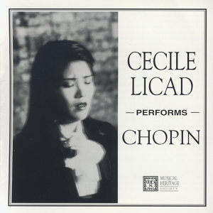 Cecile Licad Performs Chopin