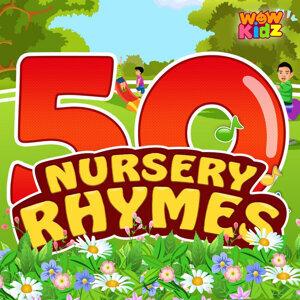 50 Top Nursery Rhymes