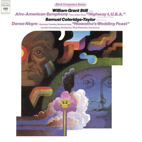 Black Composer Series, Vol. 2: William Grant Still & Samuel Coleridge-Taylor - Remastered