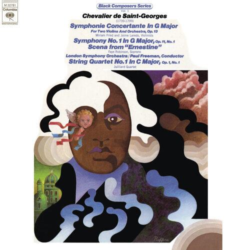 Black Composer Series, Vol. 1: Chevalier de Saint-Georges - Remastered