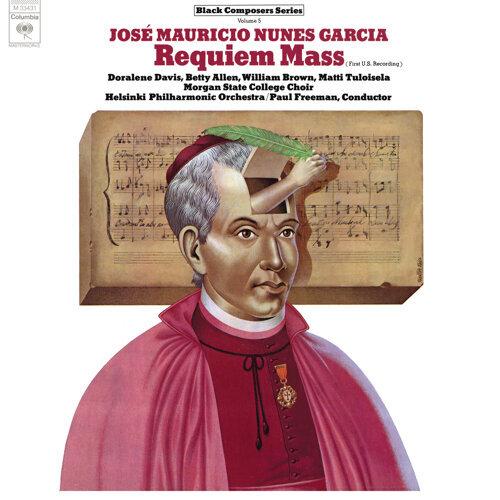 Black Composer Series, Vol. 5: José Mauricio Nunes Garcia: Requiem Mass - Remastered