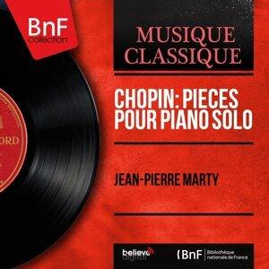 Chopin: Pièces pour piano solo - Mono Version