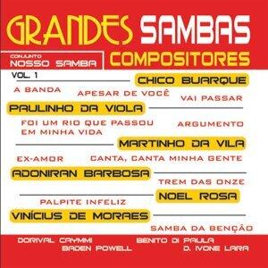 Grandes Sambas, Grandes Compositores