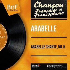 Arabelle chante, no. 5 - Mono Version