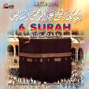 6 Surah with Azaan (Tilawat-E-Quran)