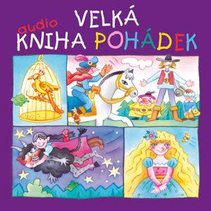 Velká audiokniha pohádek (7CD)