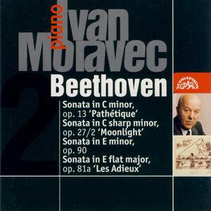Ivan Moravec Plays Beethoven