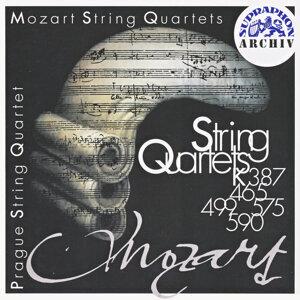 Mozart: String Quartets K. 387, 465, 499, 575, 590