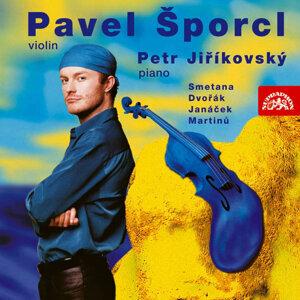 Violin Recital of Smetana, Dvořák, Janáček, Martinů, Ševčík