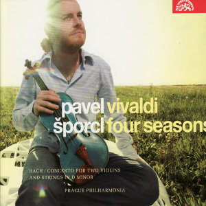 Vivaldi: Four Seasons, Bach: Concerto for Two Violins and Strings / Šporcl, Prague Philharmonia