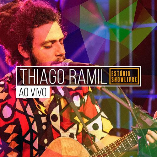 Thiago Ramil no Estúdio Showlivre