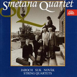 Jaroch, Suk & Novák: String Quartets