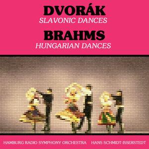 Dvořák: Slavonic Dances - Brahms: Hungarian Dances
