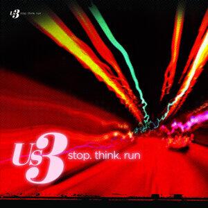 stop. think. run
