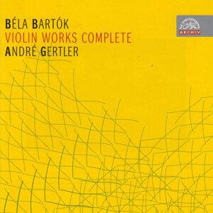 Bartók: Complete Violin Works / André Gertler