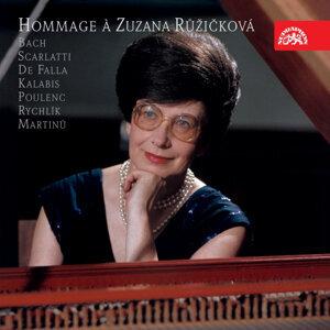 Hommage à Zuzana Růžičková