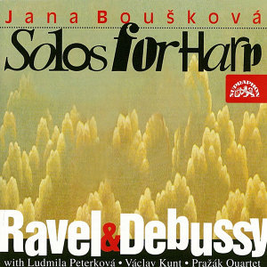 Ravel & Debussy: Solos for Harp
