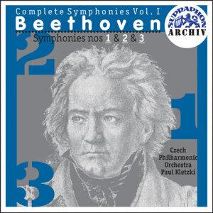 Beethoven: Symphonies Nos. 1-3, Egmont Overture