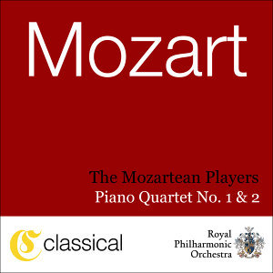 Wolfgang Amadeus Mozart, Piano Quartet No. 1 In G Minor, K. 478