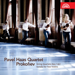 Prokofiev:  String Quartets Nos 1& 2, Sonata for Two Violins