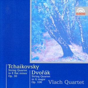 Dvořák & Tchaikovsky: String Quartets