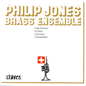 Philip Jones Brass Ensemble in Switzerland