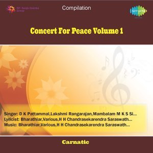 Concert For Peace Volume 1