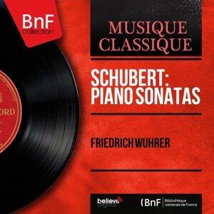 Schubert: Piano Sonatas - Mono Version