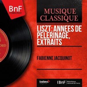Liszt: Années de pèlerinage, extraits - Mono Version