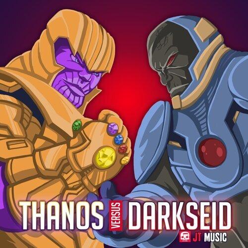 Thanos Vs Darkseid Rap Battle