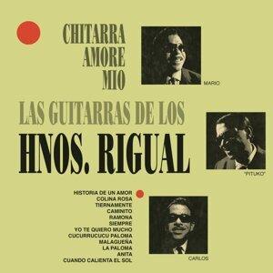 Chitarra Amore Mío - Guitarras de los Hermanos Rigual