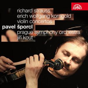 Strauss / Korngold: Violin Concertos