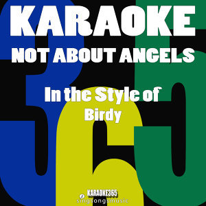 Not About Angels (In the Style of Birdy) [Karaoke Version] - Single