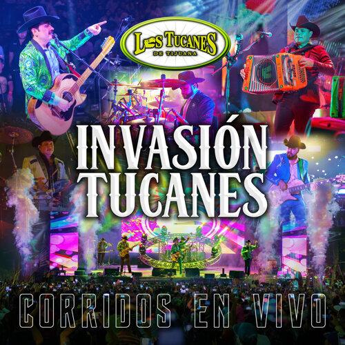 """INVASION TUCANES """"Corridos En Vivo"""""""