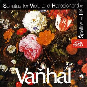 Vanhal: Sonatas for Viola and Harpsichord