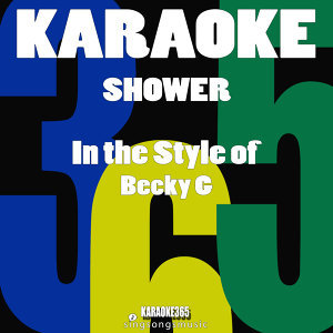 Shower (In the Style of Becky G) [Karaoke Version] - Single