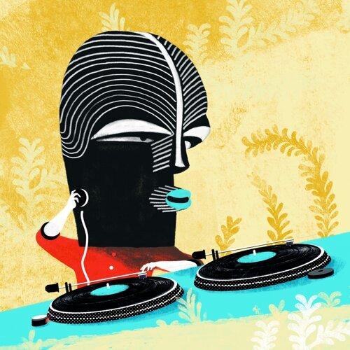 Le chant des rameurs - DJ Slade Remix